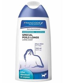 FRANCODEX Șampon pentru blană lungă 250 ml