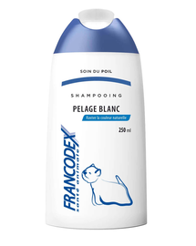 FRANCODEX Șampon pentru blană albă 250 ml