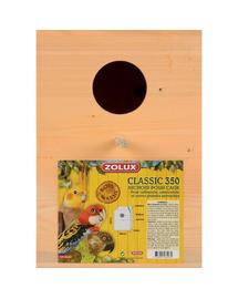 ZOLUX Căsuță pentru păsări Classic 350
