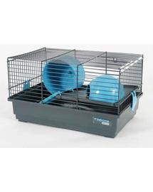 ZOLUX Cușcă Indoor 40 cm pentru șoarece gri / albastru
