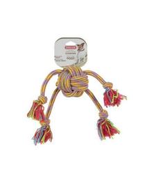 ZOLUX Jucărie sfoară caracatiță - colorată 43 cm