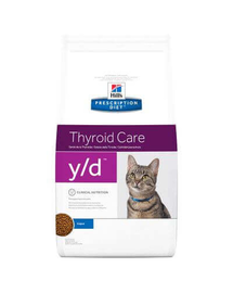HILL'S Prescription Diet Feline y/d 5 kg