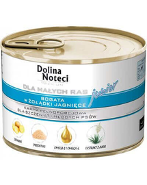 DOLINA NOTECI Premium Junior burtă miel 100 g