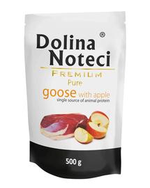 DOLINA NOTECI Premium Pure gâscă cu măr 500 g