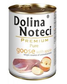 DOLINA NOTECI Premium Pure gâscă cu mere 800g
