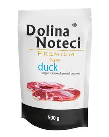 DOLINA NOTECI Premium Pure rață 500 g