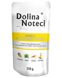 DOLINA NOTECI Premium bogat în pui 150 g