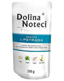 DOLINA NOTECI Premium bogat în păstrăv 150 g