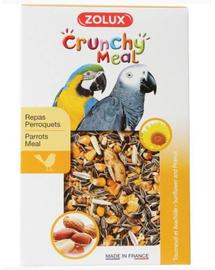 ZOLUX Crunchy Meal Mâncare pentru papagali mari 600 g