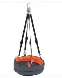 ZOLUX Hamac Indoor 270x230x430 mm gri / portocaliu