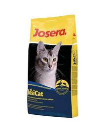 JOSERA JosiCat Ente & Fisch Adult 18 kg cu rață pentru pisici adulte