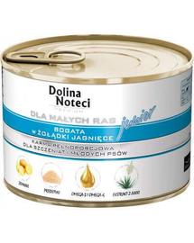 DOLINA NOTECI Premium Junior talie mică, cu burtă de miel 185 g