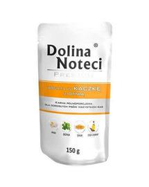 DOLINA NOTECI Premium bogat în rață cu dovleac 150 g