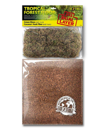 EXO TERRA Substrat pentru terariu Tropical Forest Floor 4.4L
