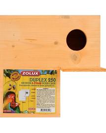 ZOLUX Căsuță pentru păsări Duplex 250