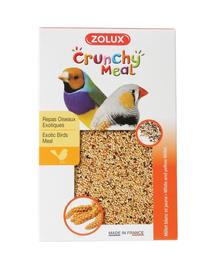 ZOLUX Crunchy Meal Mâncare pentru păsări exotice 800 g