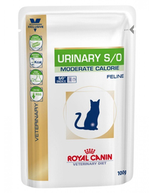ROYAL CANIN Urinary Moderate Calorie 48 x 100 g