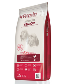 FITMIN Medium Senior 15 kg