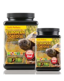 EXO TERRA Mâncare pentru țestoasă europeană pui 260 g