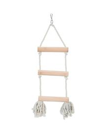ZOLUX Jucărie din lemn pentru papagal Tao
