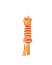 ZOLUX Jucărie Velvet girafa Gloria portocaliu