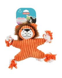 ZOLUX Jucărie Velvet leu Virginia portocaliu