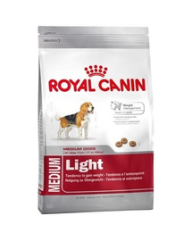 Royal Canin Medium Light Weight Care Hrană Uscată Câine 3 kg