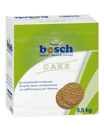 BOSCH Finest Snack Cake 5 kg