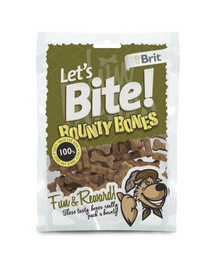 BRIT Care Lets Bite Dog Bounty Bones 150 g