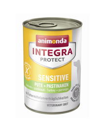 ANIMONDA Integra Sensitive curcan și păstârnac 400 g
