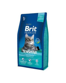 BRIT Premium Cat Sensitive 1.5kg