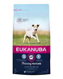 EUKANUBA Thriving Mature Small Breed - bogat în pui proaspăt 2kg