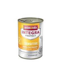 ANIMONDA Integra Sensitive Pui și păstârnac 400 g