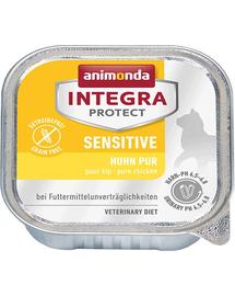 ANIMONDA Integra Sensitive cu Pui 100 g