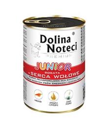 DOLINA NOTECI Junior cu inimă de vită 400 g