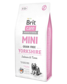 BRIT Care Grain Free Mini Yorkshire 2 kg