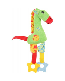 ZOLUX Zabawka Puppy Żyrafa Zielona T