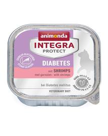 ANIMONDA Integra Protect pentru diabet, cu creveți 100 g