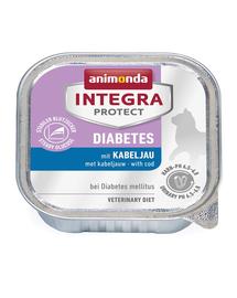 ANIMONDA Integra Protect pentru diabet, cu cod 100 g