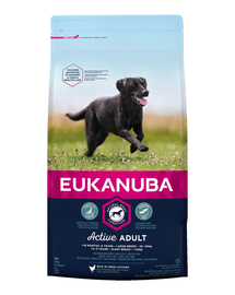EUKANUBA Adult Large Breed Chicken 2 kg