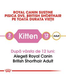 Royal Canin British Shorthair Kitten hrana uscata pisica junior, 2 kg