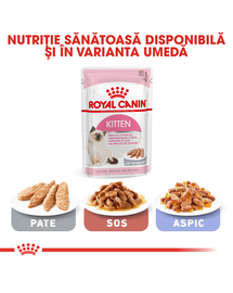 Royal Canin Kitten Hrană Uscată Pisică 2 kg