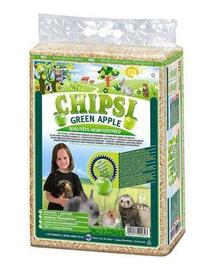 JRS Chipsi Green Apple rumeguș măr 60 L