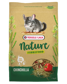VERSELE-LAGA Nature Fibrefood - Light & Sensitive pentru Chinchilla 1 kg