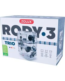 ZOLUX Cușcă RODY3 TRIO albastru