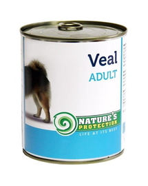 NATURE'S PROTECTION Adult, cu Vită 800 g