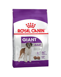 Royal Canin Giant Adult Hrană Uscată Câine 15 kg + 3 kg gratis