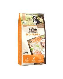 BOSCH BIO Puppy Carne de Pasăre și Morcovi 11,5 kg