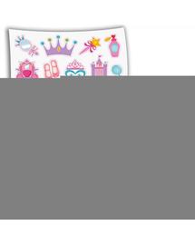 FERPLAST Criceti 9 Cușcă pentru rozătoare mici, tematica prințese