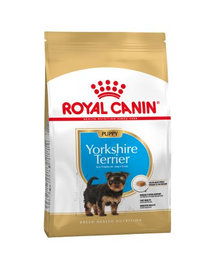 Royal Canin Yorkshire Puppy hrana uscata caine junior, 1.5 kg